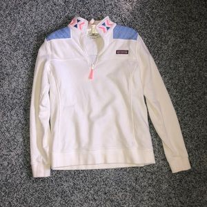 Vineyard Vines half zip up
